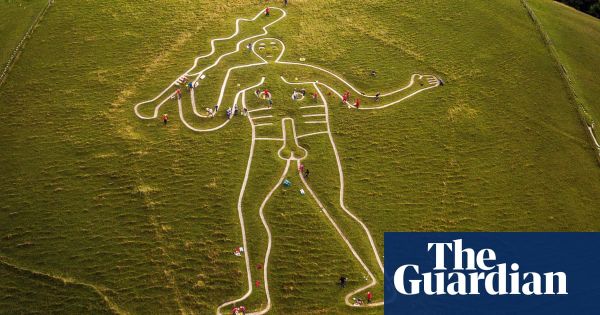 Bawdy monks and the Cerne Abbas giant