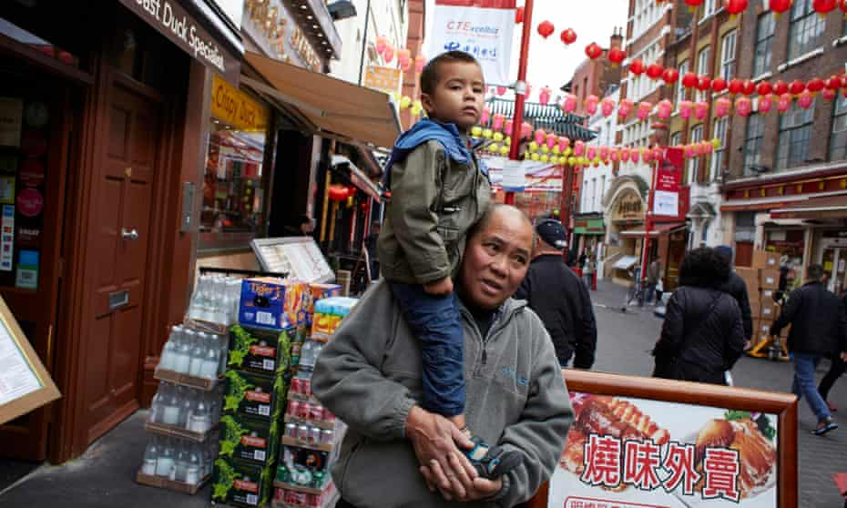 A number of Chinatown's businesses are reportedly for sale despite the area's continued bustling popularity.