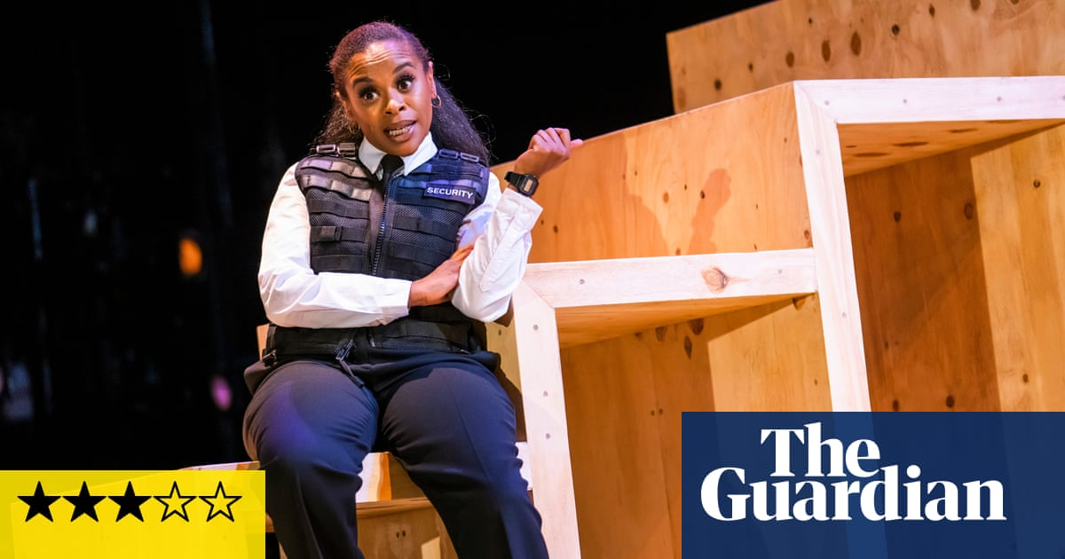 Out West review – three enthralling monologues reframe place and race