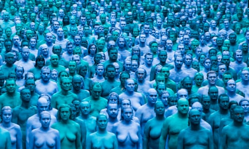 Sea of Hull, Spencer Tunick. Image courtesy of The Guardian.