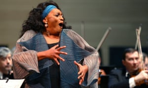 A voice to heal the soul … Jessye Norman.