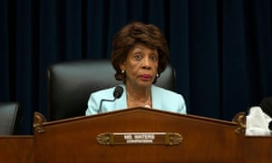 Maxine Waters ... along with Congressman Al Green, she has long pushed for Trump to be impeached.