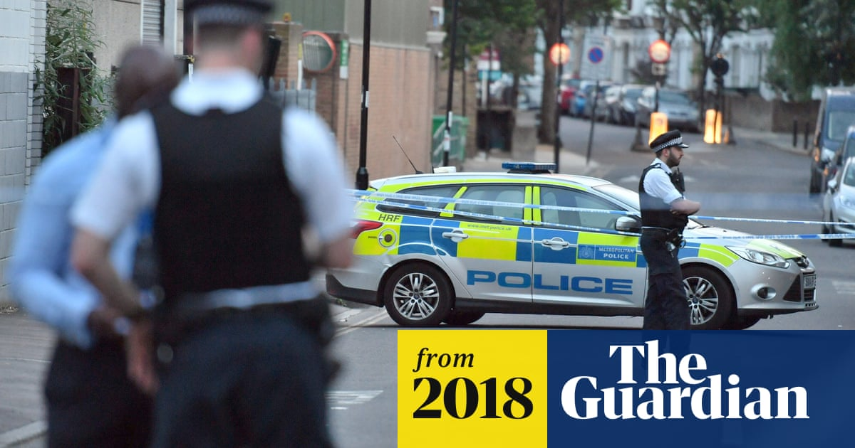 Two teenagers arrested over stabbing of 14 year-old boy in