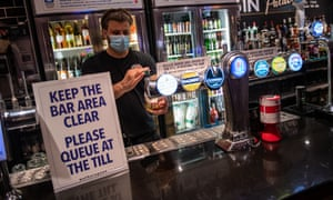 The exclusion of alcohol sales drew criticism from several popular pub chains including Greene King.