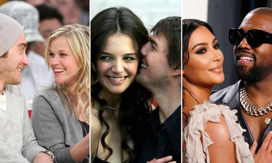 Celebrity mergers… Gyllenspoon, Tomkat and Kimye.