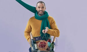 Fred Sirieix Styling: Hope LawrieGrooming: Juliana Sergot using Nars & TigiSweater from boden.co.ukscarf from marksandspencer.com