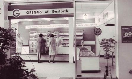 Greggs of Gosforth: the first Greggs store.