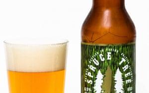 Tofino Brewing's Spruce Tree Ale