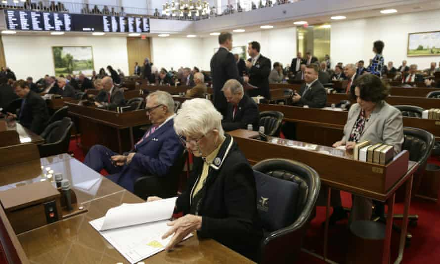 North Carolina lawmakers