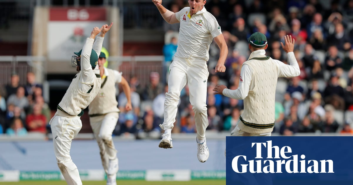 England find individual heroics are no match for Australia's potency | Barney Ronay
