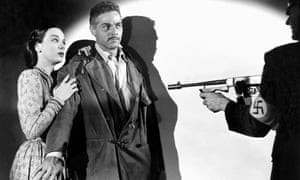 Morison with Alan Curtis in Hitler's Madman, from 1943.
