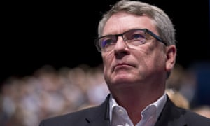 Political strategist Sir Lynton Crosby, the co-founder of CTF Partners.