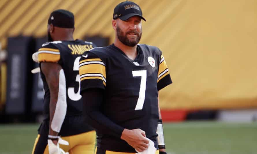 Ben Roethlisberger is the Steelers' franchise leader in most nearly every passing category
