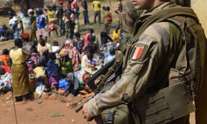 A number of children in the Central African Republic alleged that French peacekeepers sexually abused them during a peace-keeping mission called Operation Sangaris.
