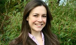 Author Isabel Hardman