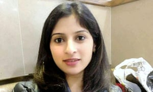 Sana Muhammad was eight months pregnant when she was shot and killed.