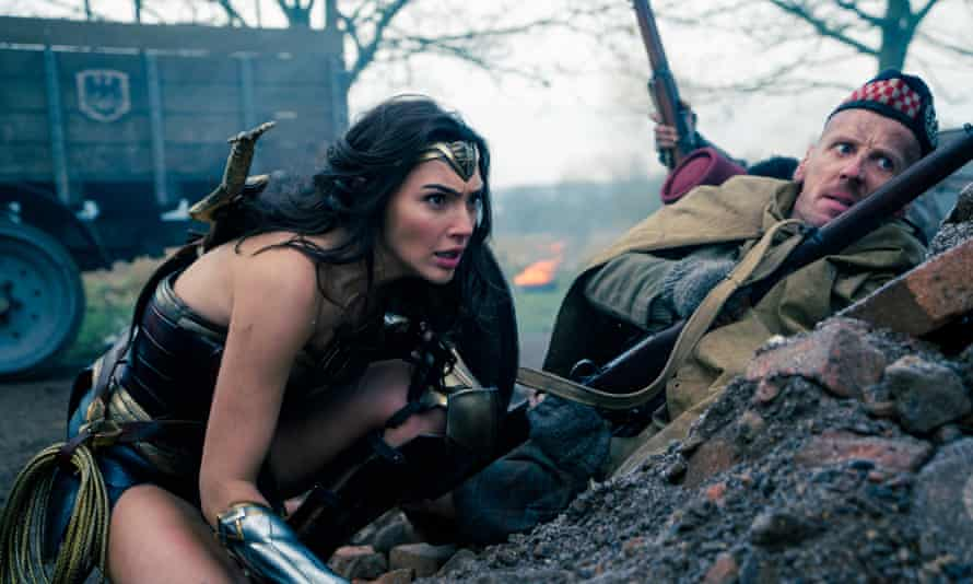Wonder Woman film still