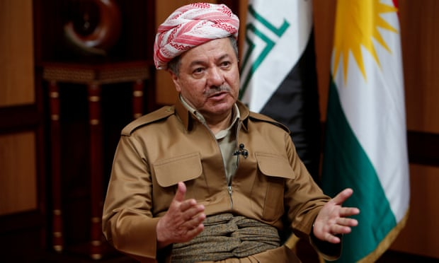 Barzani kurdistan referendum