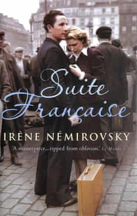 Cover of Suite Francaise by Irène Némirovsky.