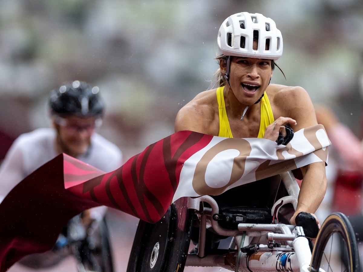 Madison de Rozario wins Paralympics marathon, Jaryd Clifford takes silver