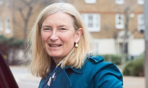Dr Sarah Wollaston, chair of the Commons health select committee.
