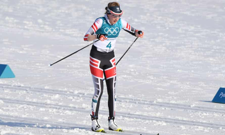 Teresa Stadlober on her navigation error: 'You have to know the course'
