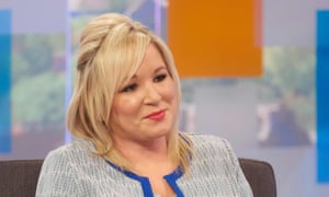 Michelle O'Neill, Féin Sinn leader, says she will back a bid to repeal the 1861 act that criminalises abortion.