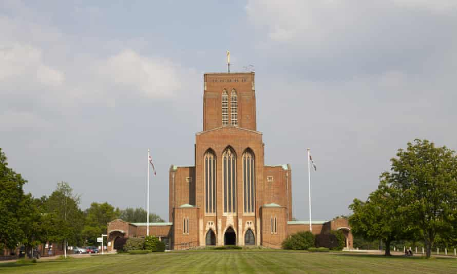 Guildford Cathedral.