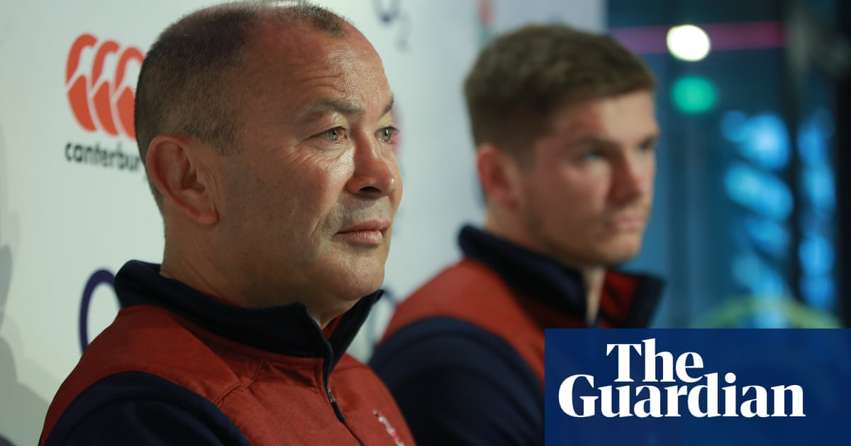 Eddie Jones warns France to expect 'absolute brutality' from England