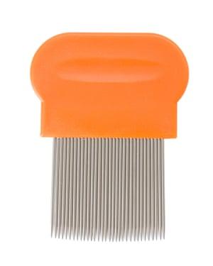 A lice comb