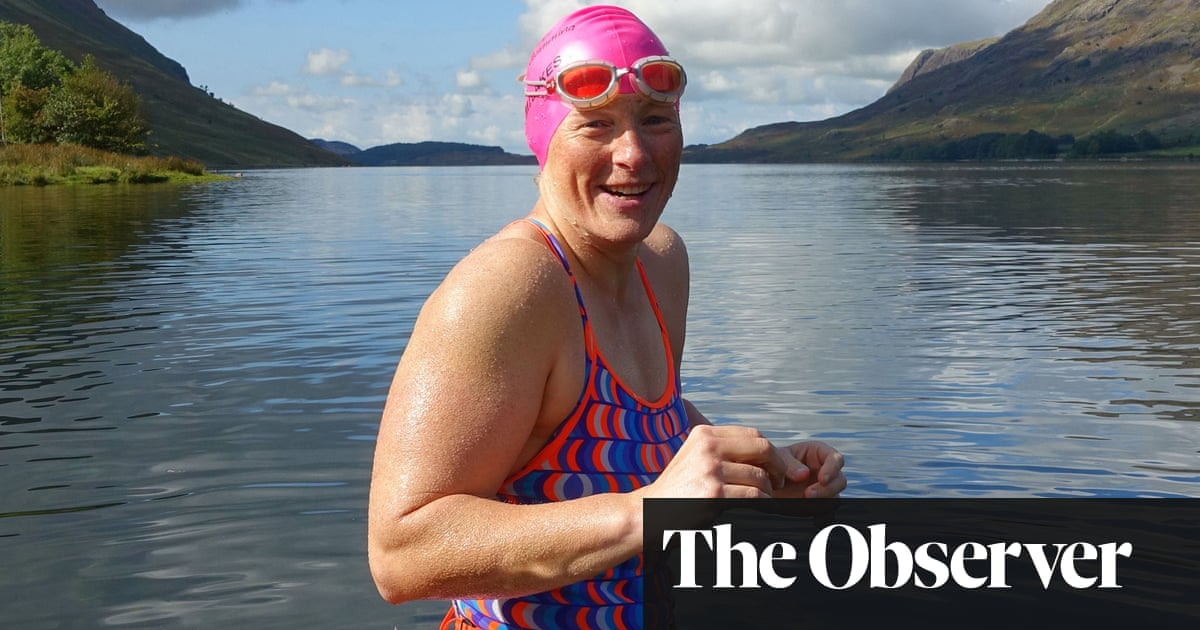 Wild swimming scientist Heather Massey: 'Hypothermia is not a pretty sight'