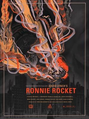 Ronnie Rocket - David Lynch