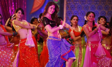 Feminine power … Kareena Kapoor in Dabangg 2