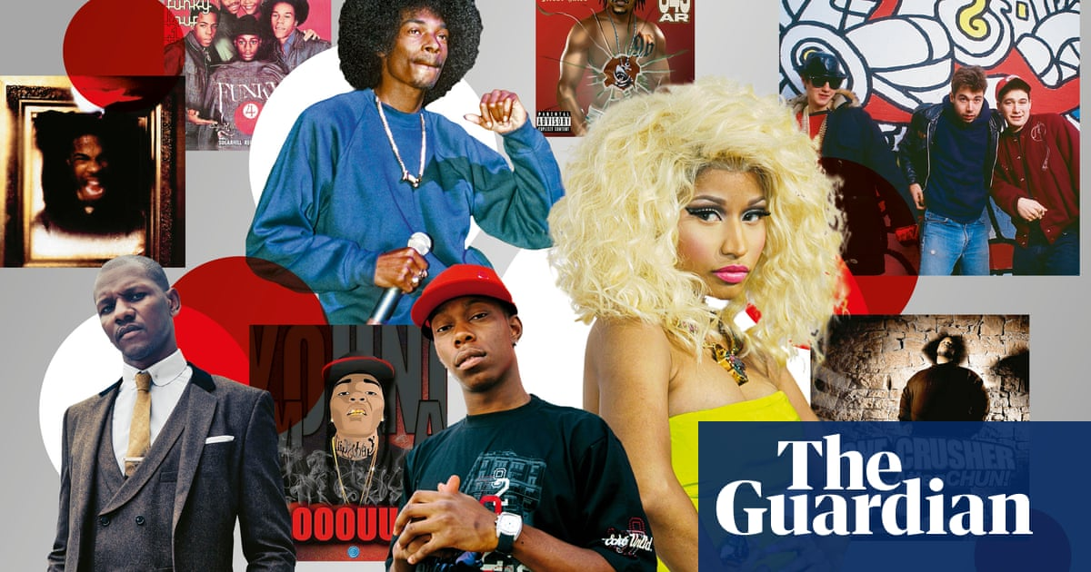 'This sounds like a human synthesiser': the evolution of rap, one verse at a time