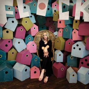 Jane Weaver: Flock album cover