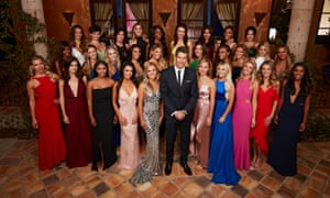 The cast of the 22nd season of The Bachelor.