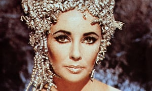 Elizabeth Taylor as Helen of Troy in the 1967 film Doctor Faustus.