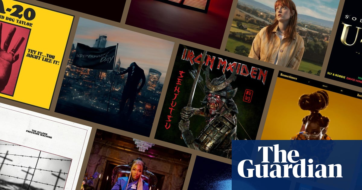 Little Simz, Iron Maiden and more: September's best album reviews