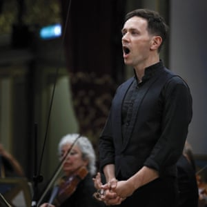 Iestyn Davies, who'll be performing in the York Early Music festival