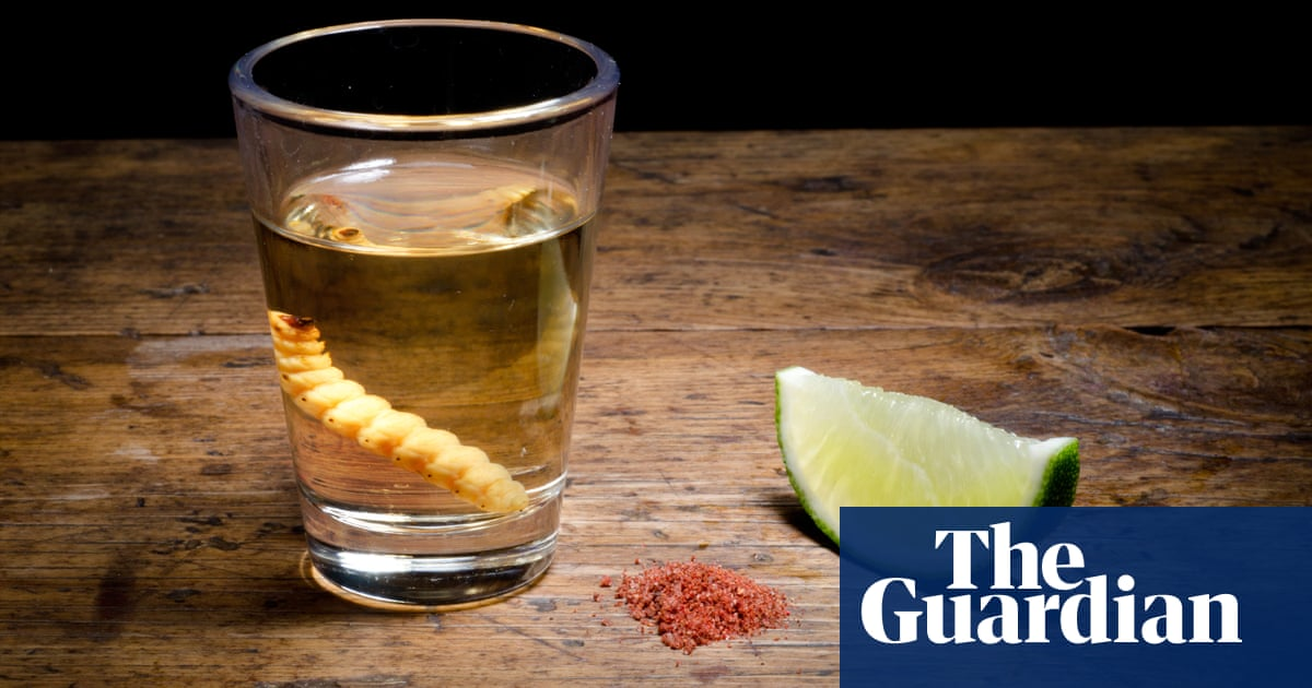 Why mezcal – with a side of worm salt – is finally having its moment