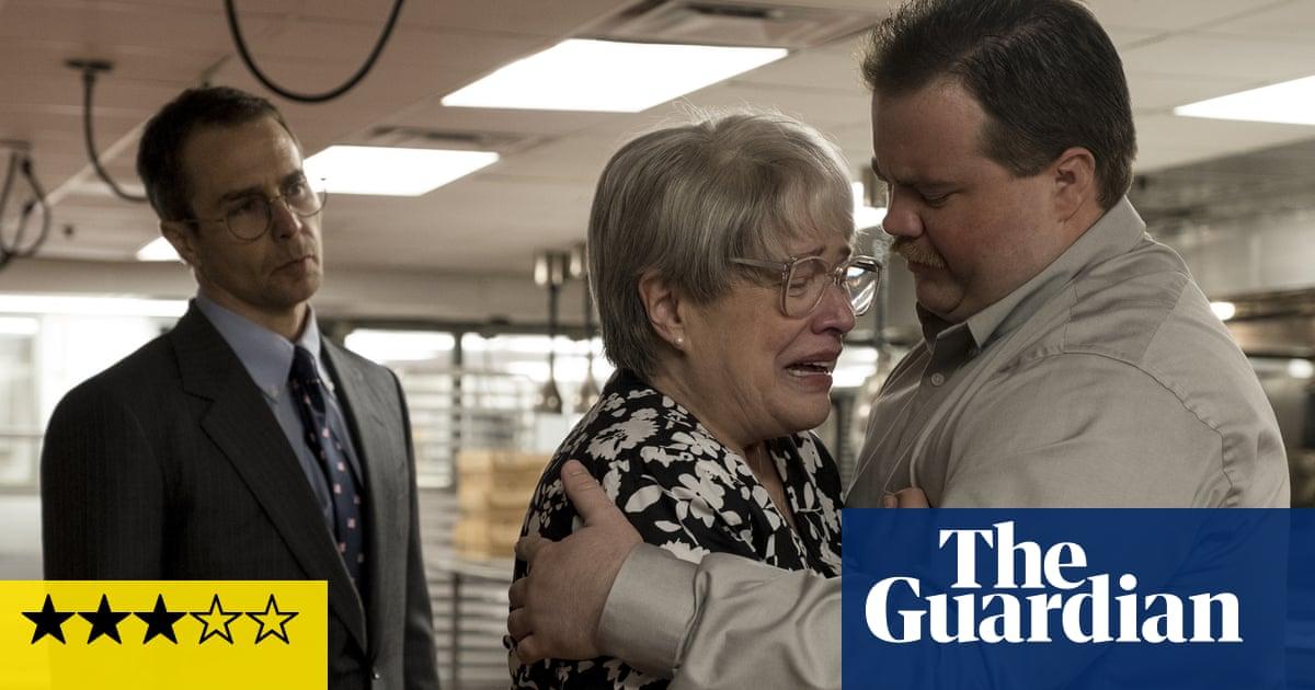 Richard Jewell review – Clint Eastwoods bomb-hero drama fails to detonate