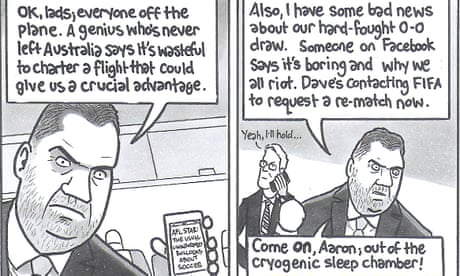 David Squires on ... the Socceroos' qualification for a fourth consecutive World Cup