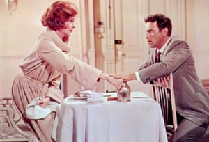 Rip Torn with future wife Geraldine Page in the film version of The Sweet Bird of Youth.