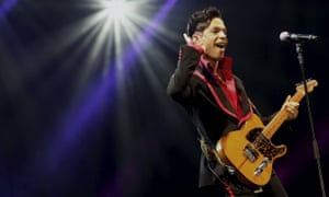 Prince held a dance party just last weekend at his Paisley Park home.
