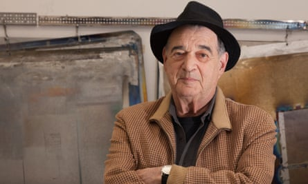 'I see myself as celebrating my 62nd year of unemployment' ... Larry Bell