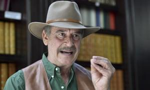 Mexico Vicente Fox Donald Trump