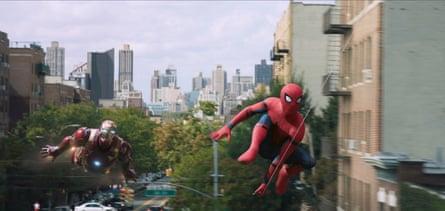 Spiderman Homecoming.