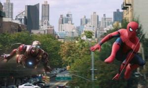 Stark solution … Spider-Man: Homecoming