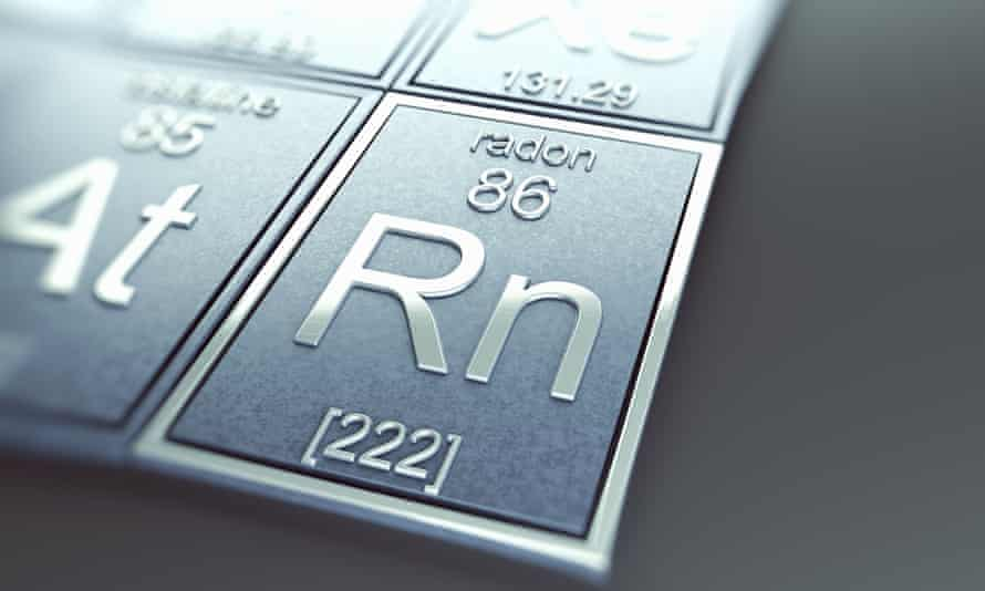 Radon (chemical element)