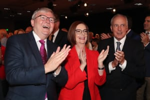 Labor's former prime ministers